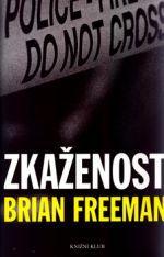 Brian Freeman: Zkaženost cena od 89 Kč
