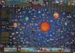 SLOVART Detská mapa slnečnej sústavy cena od 232 Kč