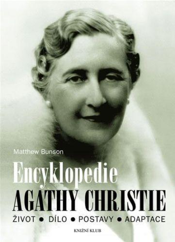 Matthew Bunson: Encyklopedie Agathy Christie cena od 319 Kč