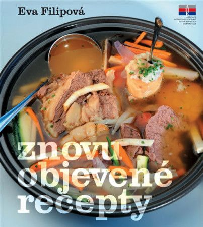 Eva Filipová: Znovuobjevené recepty cena od 66 Kč