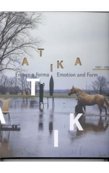 Dagmar Koudelková: Atika 1987 - 1992 cena od 516 Kč
