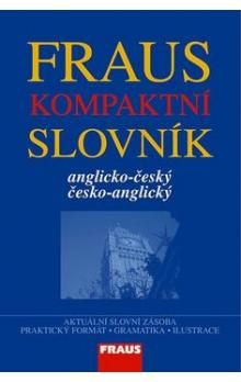 Anglicko-český česko-anglický FRAUS kompaktní slovník cena od 199 Kč