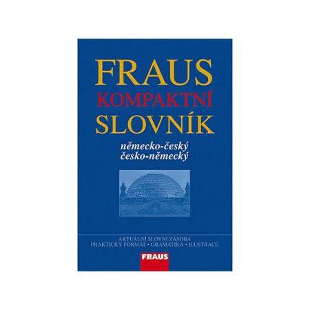 Fraus kompaktní slovník německo-český česko-německý cena od 199 Kč