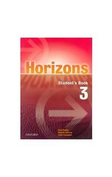 OXFORD Horizons 3 cena od 338 Kč