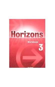 Radley Paul: Horizons 3 Workbook cena od 192 Kč