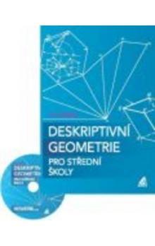 Eva Pomykalová: Deskriptivní geometrie pro střední školy + CD cena od 296 Kč