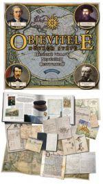 Beau Riffenburgh: Objevitelé nových světů - kniha s exponá cena od 543 Kč