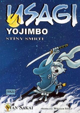 Stan Sakai: Usagi Yojimbo - Stíny smrti - 2. vydání cena od 163 Kč