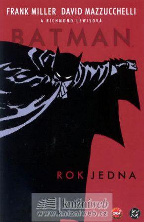Frank Miller, David Mazzucchelli: Batman: Rok jedna cena od 230 Kč