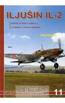 Oleg Rastrenin: Iljušin IL-2 cena od 310 Kč