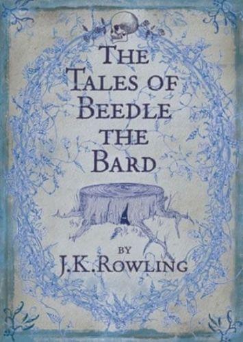 Joanne K. Rowlingová: The tales of beedle the bard cena od 200 Kč