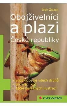 Ivan Zwach: Obojživelníci a plazi České republiky - encyklopedie, určovací klíč, ochrana cena od 437 Kč