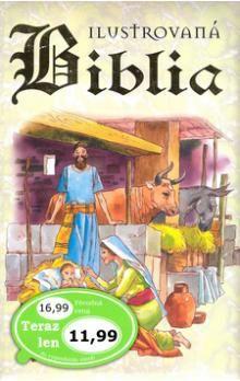 Ottovo nakladateľstvo Ilustrovaná Biblia cena od 261 Kč