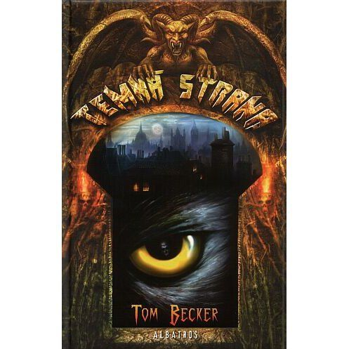 Tom Becker: Temná strana cena od 99 Kč