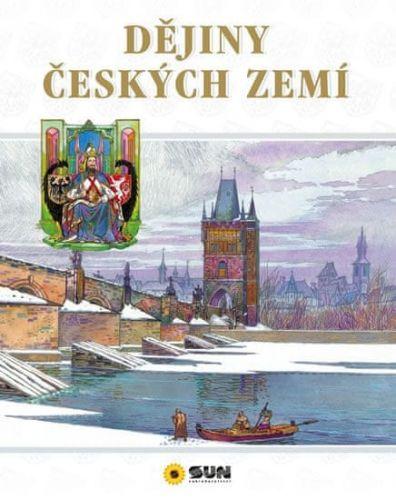Dějiny českých zemí od Sámovy říše po vznik České republiky cena od 155 Kč