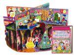 Cafferata Florencia: Domeček pro panenky - Pohádkové otočné d cena od 411 Kč