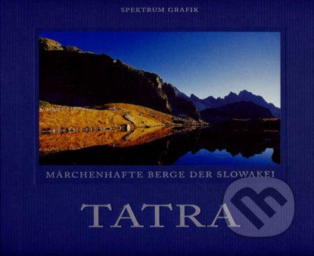 Stano Bellan: Tatry - německy cena od 441 Kč