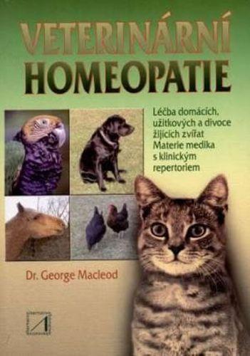 George Macleod: Veterinární homeopatie cena od 86 Kč