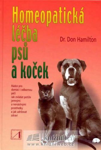 Don Hamilton: Homeopatická léčba psů a koček cena od 332 Kč