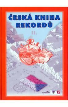Rafaj, Marek, Vaněk: Česká kniha rekordů II. cena od 249 Kč