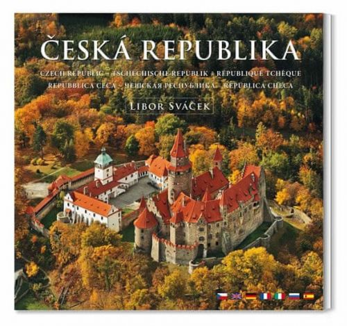 MCU Česká republika (doprovodný text v sedmi jazycích) cena od 369 Kč