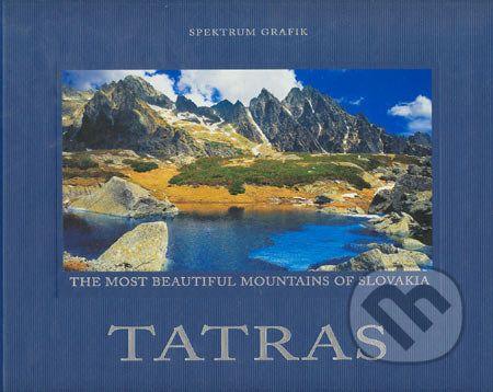 Stano Bellan: Tatry - anglicky cena od 389 Kč