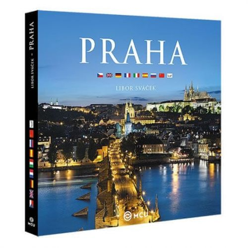 MCU Praha(doprovodný text v sedmi jazycích) cena od 445 Kč