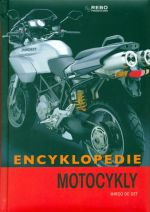 Rebo Motocykly encykl. 2.vydání cena od 337 Kč