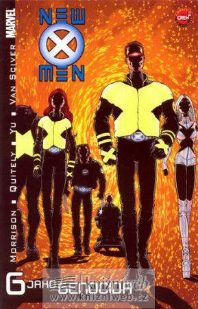 Morrison Grant, Quitely Frank: X-Men - G jako Genocida cena od 227 Kč