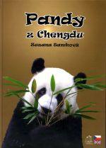 Zuzana Samková: Pandy z Chengdu (českoanglický text) cena od 245 Kč