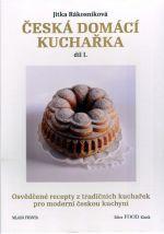 Jitka Rákosníková: Česká domácí kuchařka - díl I. + krabice cena od 344 Kč