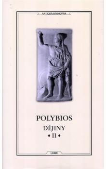 Polybios: Dějiny II. cena od 196 Kč