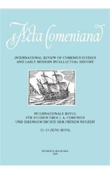 Filosofia Acta Comeniana 22-23 cena od 234 Kč