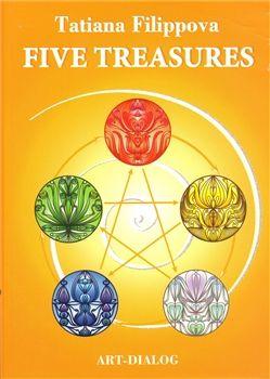 Tatiana Filippová: Five Treasures cena od 252 Kč