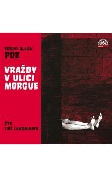 Edgar Allan Poe: Vraždy v ulici Morgue cena od 179 Kč