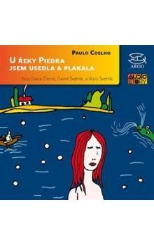 Paulo Coelho: U řeky Piedra jsem usedla a plakala - 4CD cena od 303 Kč