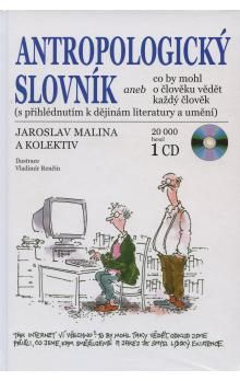 CERM Antropologický slovník + CD cena od 413 Kč