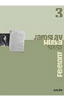 Jaroslav Hutka: Fejetony cena od 280 Kč
