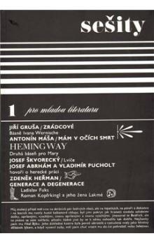 Anna Kareninová, Jaroslav Kořán: Sešity 1 - 33 1/2 cena od 574 Kč