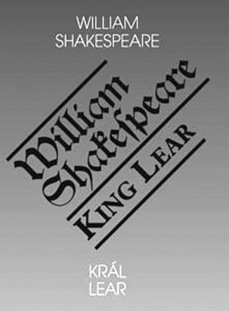 William Shakespeare: Král Lear / King Lear cena od 158 Kč