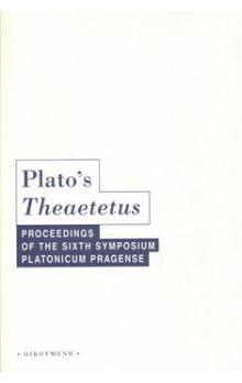 Filip Karfík, Aleš Havlíček: Plato s Theaeteus cena od 348 Kč