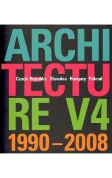 Ján Stempel: Architecture V4 1990-2008 cena od 172 Kč