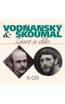Jan Vodňanský: Život a dílo - S úsměvem idiota - 4CD - Jan Vodňanský cena od 337 Kč