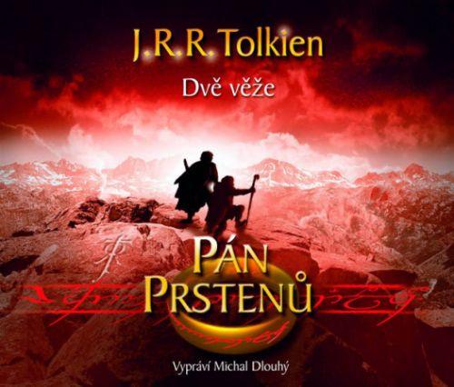 John Ronald Reuel Tolkien: Pán Prstenů - Dvě věže 2.díl - 3CD - John Ronald Reuel Tolkien cena od 337 Kč