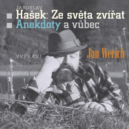 Jaroslav Hašek: Ze světa zvířat (CD) cena od 198 Kč