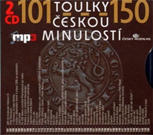 Josef Veselý: Toulky českou minulostí 101-150 - 2CD/mp3 cena od 218 Kč