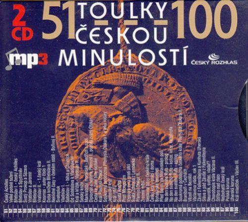 Josef Veselý: Toulky českou minulostí 51-100 - 2CDmp3 cena od 224 Kč