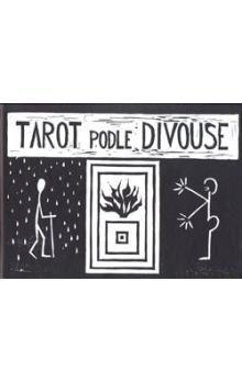 Rudolf Rousek: Tarot podle Divouse cena od 155 Kč