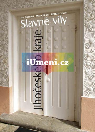 Slavné vily Jihočeského kraje cena od 262 Kč