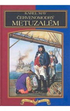 Karl May: Červenomodrý Metuzalém cena od 248 Kč